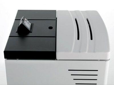 Detalle Estufa de Pellet Ravelli R70