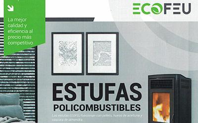 Estufas Policombustibles ECOFEU
